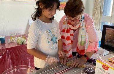 Atelier pâtisserie du 17.10.2021